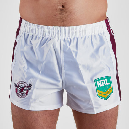 ISC Manly Sea Eagles NRL Supporters Rugby Shorts