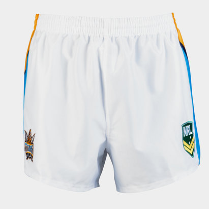 ISC Gold Coast Titans NRL Supporters Rugby Shorts