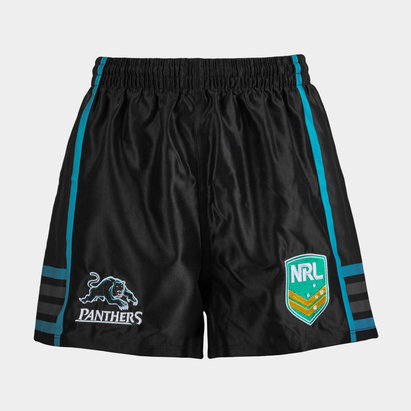ISC Penrith Panthers NRL Supporters Rugby Shorts