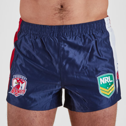 ISC Sydney Roosters NRL Alternate Supporters Rugby Shorts