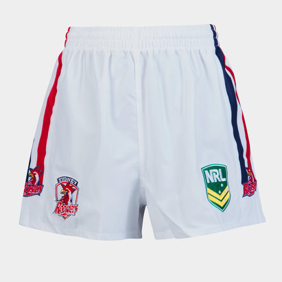 ISC Sydney Roosters NRL Supporters Rugby Shorts