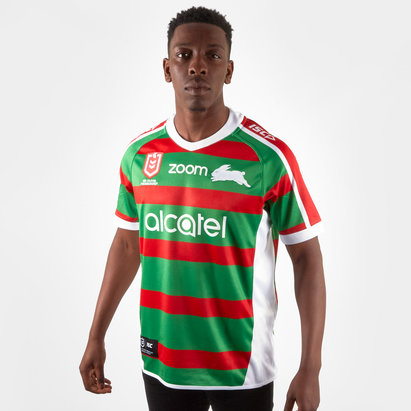 ISC South Sydney Rabbitohs NRL 2019 Alternate S/S Rugby Shirt