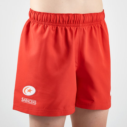 Nike Saracens 2018/19 Kids Alternate Rugby Shorts