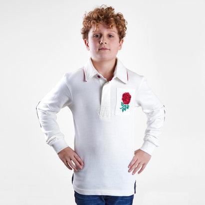 VX-3 England 2019/20 Kids Vintage Rugby Shirt