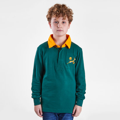 VX-3 South Africa 2019/20 Kids Vintage Rugby Shirt