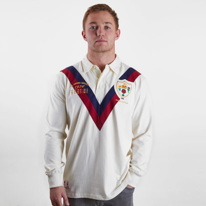 Heritage Mal Reilly Hall of Fame Great Britain 1970 Rugby League Shirt