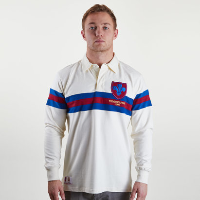 Heritage Neil Fox Hall of Fame Wakefield Rugby League Shirt