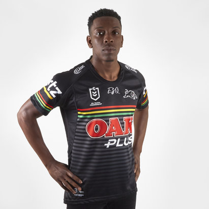 Classic Sportswear Penrith Panthers 2019 NRL Home S/S Rugby Shirt