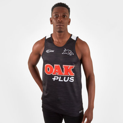 Classic Sportswear Penrith Panthers 2019 NRL Players Rugby Training Singlet