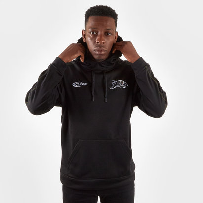 Classic Sportswear Penrith Panthers 2019 NRL Players Hooded Rugby Sweat
