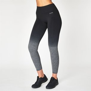 adidas Alphaskin Sport Ladies 3 Stripes Long Tights