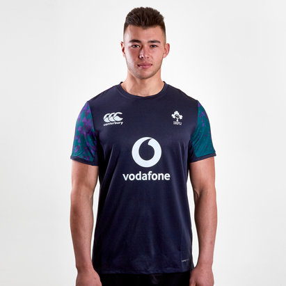 Canterbury Ireland IRFU 2019/20 Players Rugby Drill T-Shirt