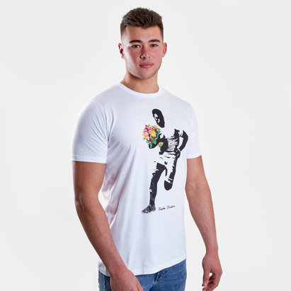 Rugby Division Bouquet Graphic Rugby T-Shirt