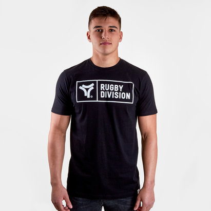 Rugby Division Bro Graphic Rugby T-Shirt