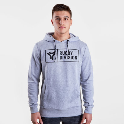 Rugby Division Basic Graphic Hooded Rugby Sweat