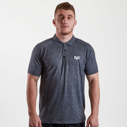Ospreys Tadman Rugby Polo Shirt