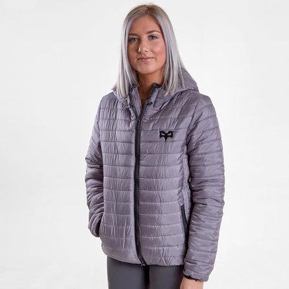 Ospreys Nuthatch Ladies Rugby Jacket