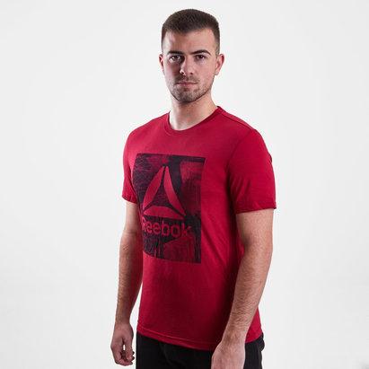 Reebok Workout Ready Supremium 2.0 Graphic Training T-Shirt