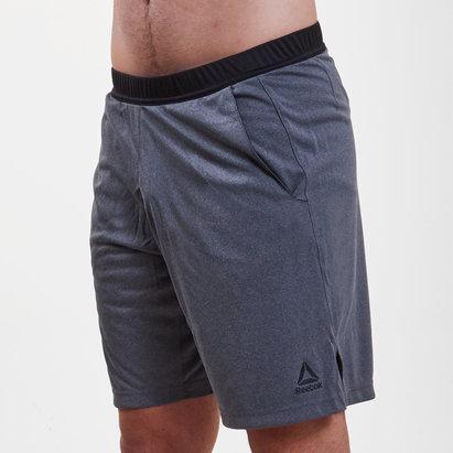 Reebok SpeedWick Knitted Training Shorts