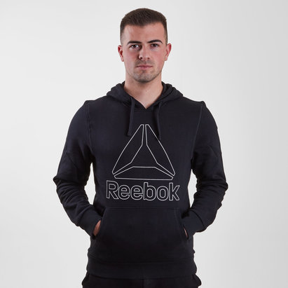 Reebok Elements Big Logo Hooded Sweat