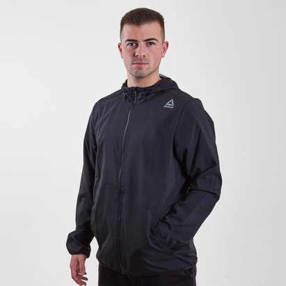Reebok US Full Zip Training Jacket