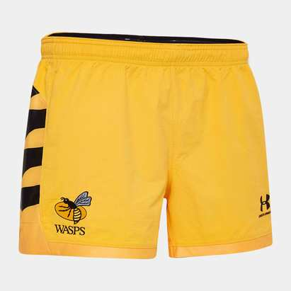 Under Armour Wasps 2019/20 Alternate Players Rugby Shorts