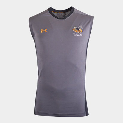 Under Armour Wasps 2019/20 Players Rugby Training Singlet