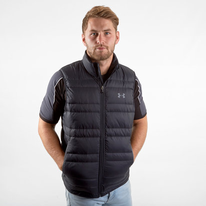 Under Armour Wales WRU 2019/20 Players Gilet