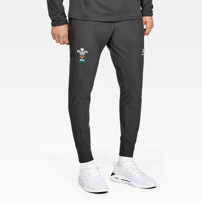 Under Armour Wales WRU 2019/20 Players Rugby Training Pants