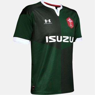 Under Armour Wales Alternate Shirt 2019 2020