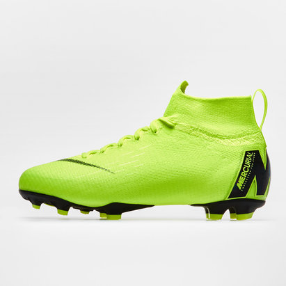 Nike Mercurial Superfly VI Elite FG Football Boots Juniors