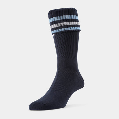 Macron Cardiff Blues 2019/20 Home Rugby Socks