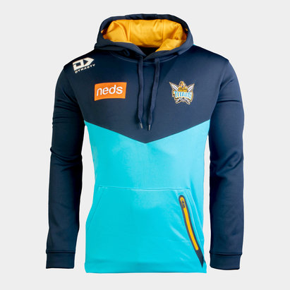 Dynasty Sport Gold Coast Titans Hoodie Mens