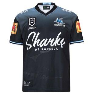 Dynasty Sport Cronulla Sutherland Sharks Away Jersey 2020 21 Seniors