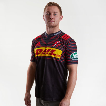 adidas Stormers 2017 Super Rugby Alternate Replica Shirt