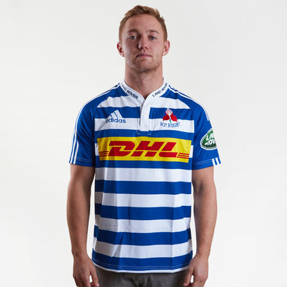 adidas Stormers 2016 Super Rugby Home Replica Shirt