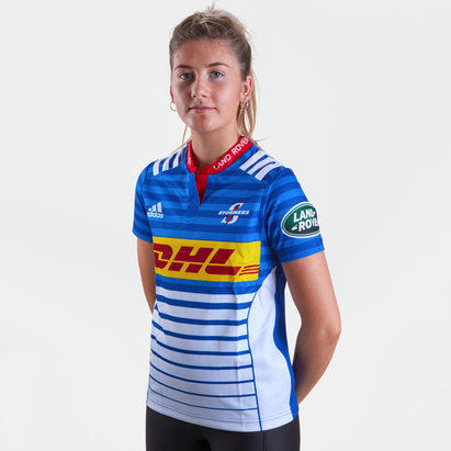 adidas Stormers 2017 Super Rugby Ladies Home Replica Shirt