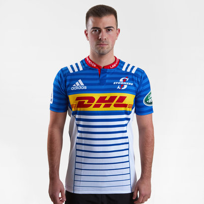 adidas Stormers 2017 Super Rugby Home Replica Shirt
