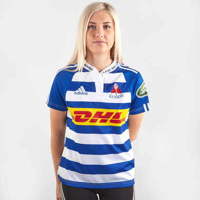 adidas Western Province 2016 Super Rugby Ladies Home Replica Shirt
