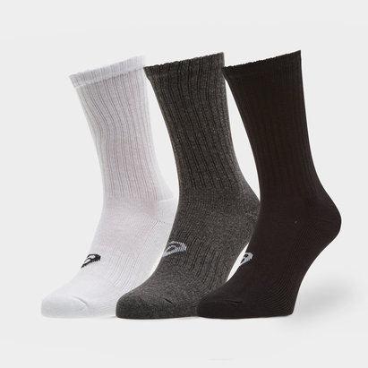 Asics Crew Sports Sock 3 Pack