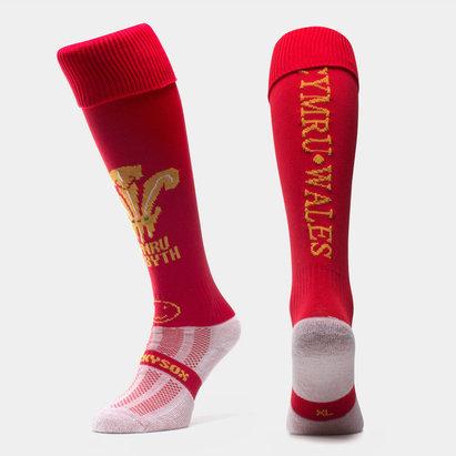 Wackysox Classic Wales Rugby Socks