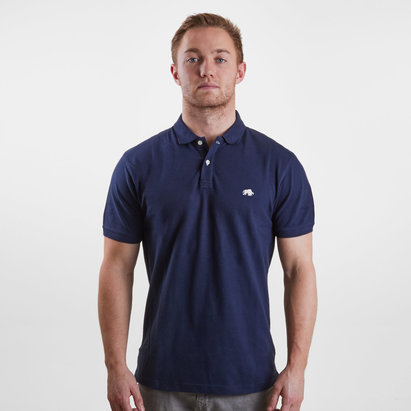 Raging Bull Signature Rugby Polo Shirt