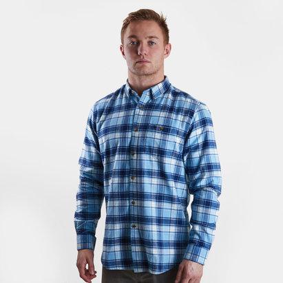 Raging Bull Plaid Brush Check L/S Shirt