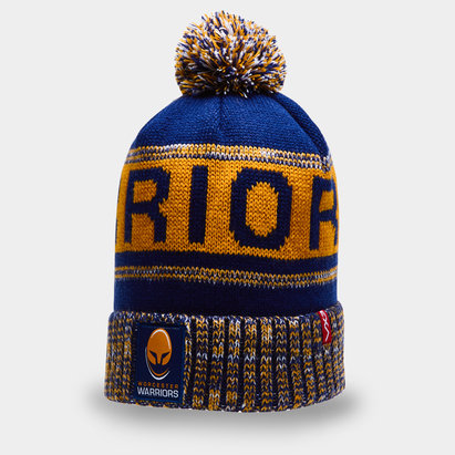 VX3 Worcester Warriors 18/19 Knitted Bobble Hat