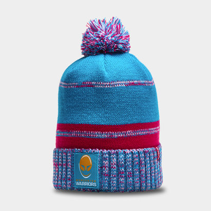 Worcester Warriors 18/19 Knitted Marl Bobble Hat