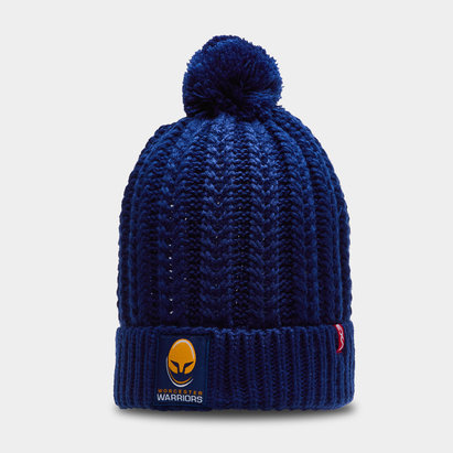 VX-3 Worcester Warriors Knitted Bobble Hat