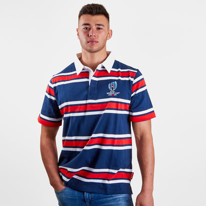 RWC 2019 S/S Stripe Shirt