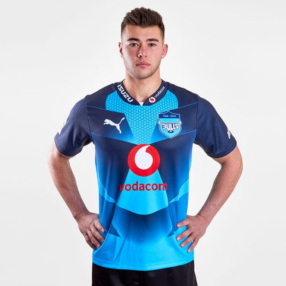 Puma Bulls 2019 Home Super Rugby S/S Shirt