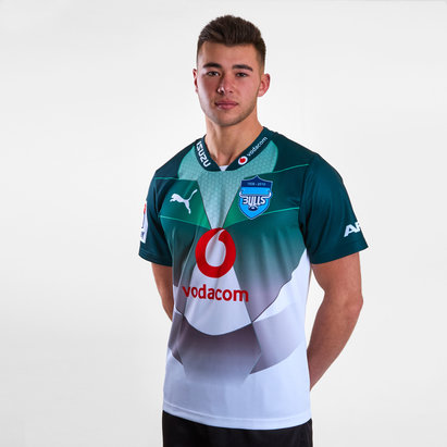Puma Bulls 2019 Alternate Super Rugby S/S Shirt