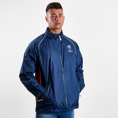 RWC 2019 Panel Shower Jacket